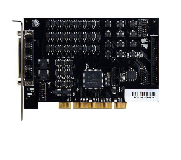 4轴点位控制卡QZMC1000