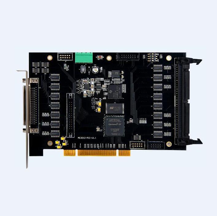 8轴高精高速控制卡QZMC3008